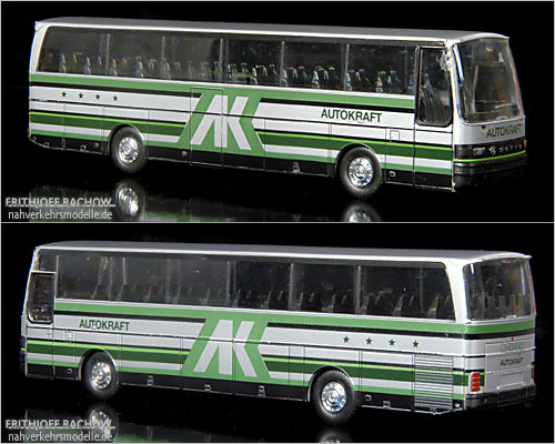 Herpa Setra S 215 HD Autokraft Busmodell 1:87